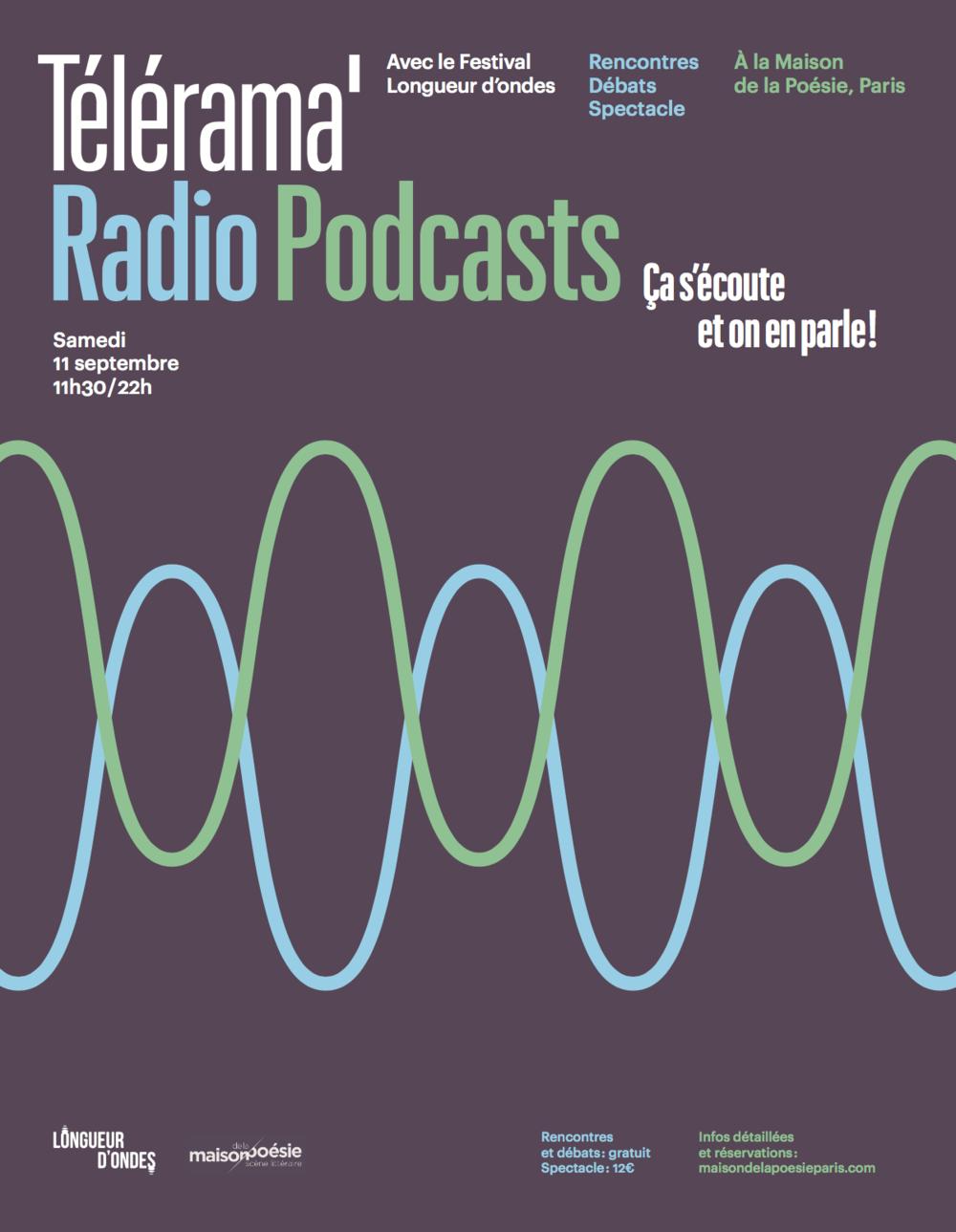 """Radio et podcasts : """"ça s'écoute et on en parle !"""""""