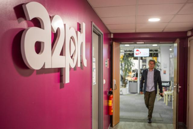Sylvain Athiel dirige l'A2PRL