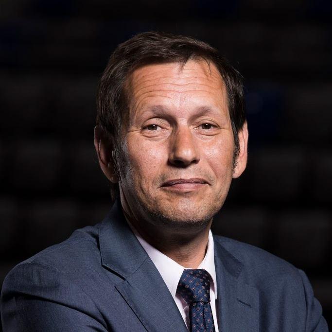 Frédéric Jouve est le directeur des programmes et de la musique et des partenariats à France Bleu