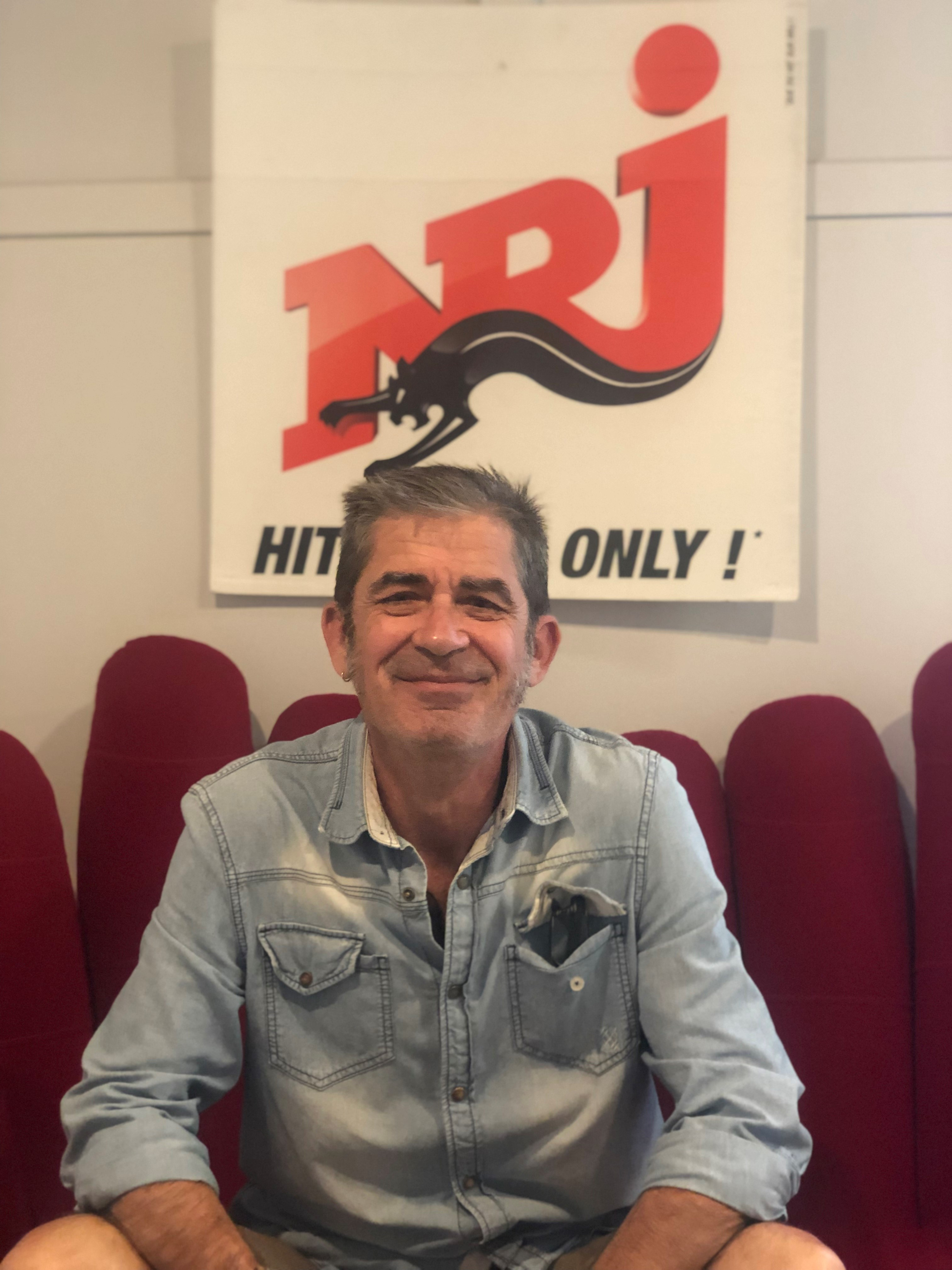 Photo Laurent Pavy, chef des ventes, NRJ Nouméa – Nouvelle-Calédonie.