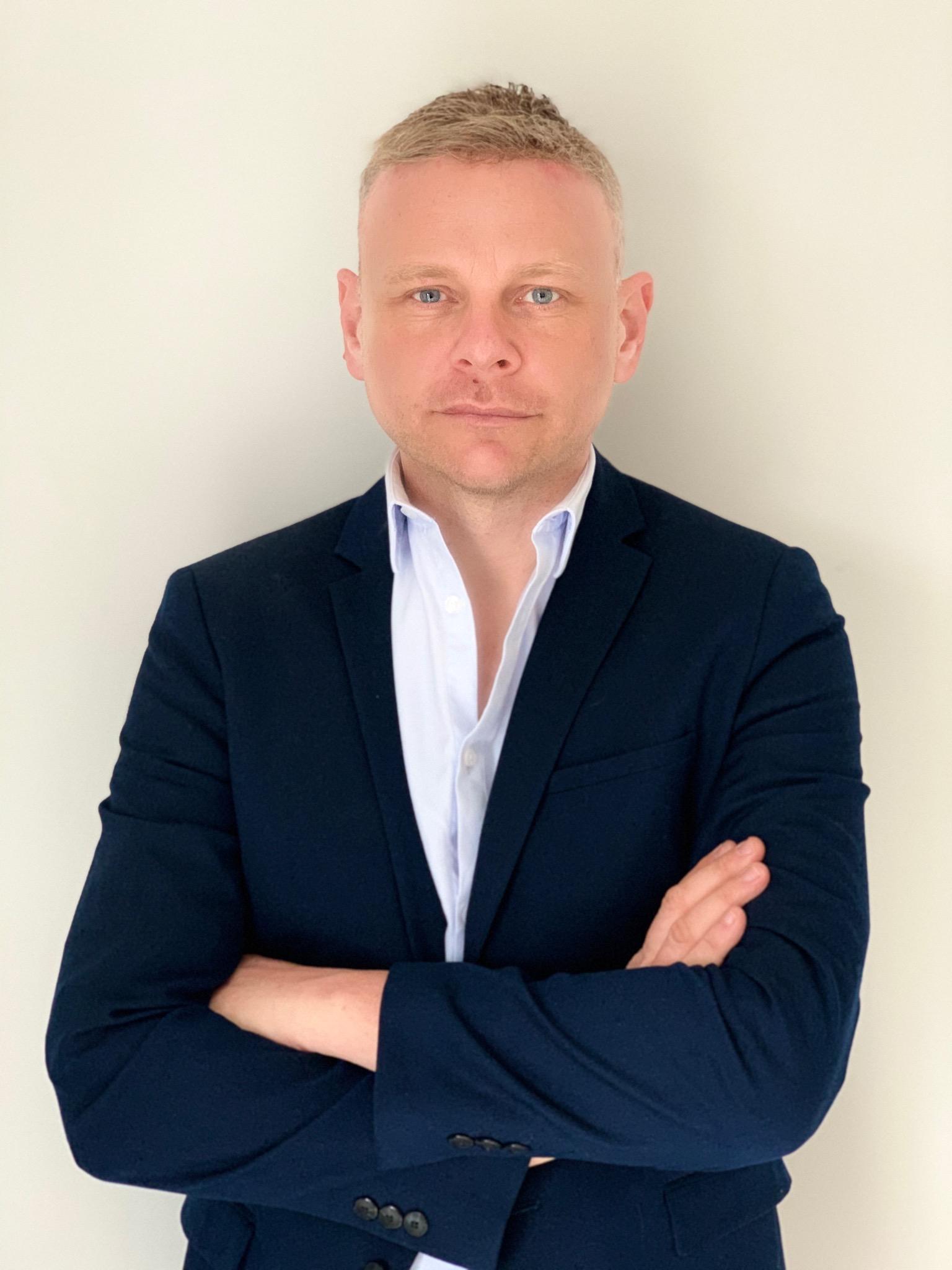 Pascal Muller, directeur général adjoint de Top Music.