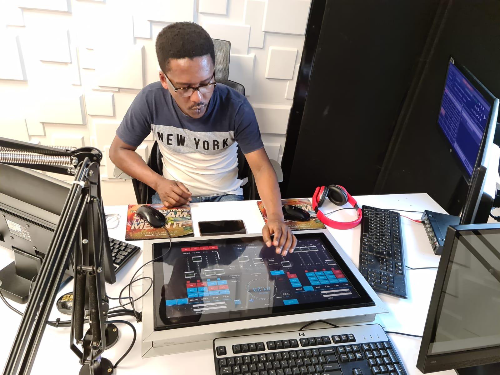 Lawo installe une console crystalCLEAR en Afrique