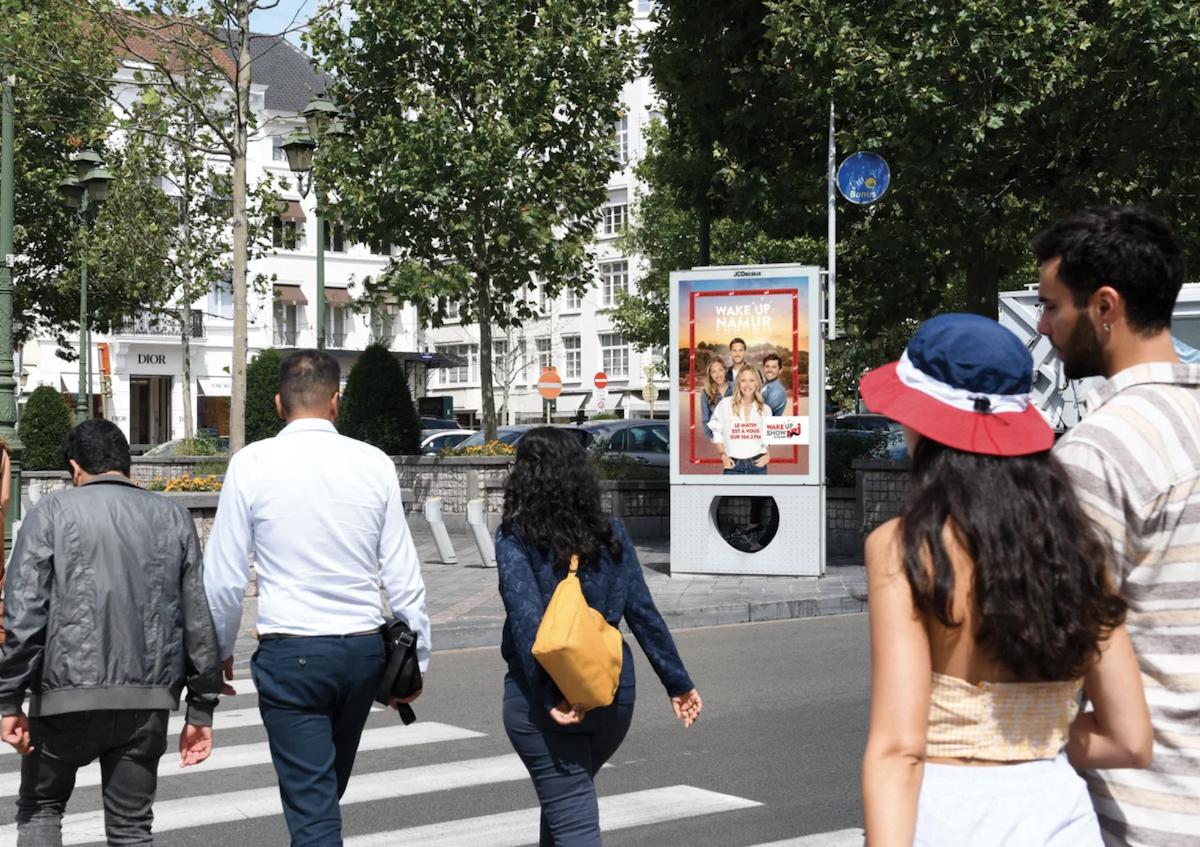 NRJ et Ogilvy Social.Lab réveillent la Belgique