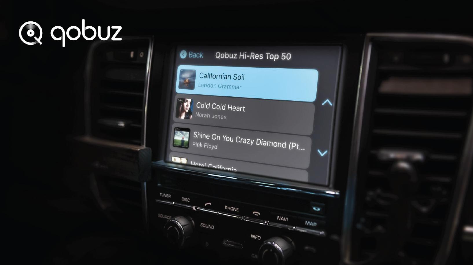 Qobuz dévoile deux nouvelles fonctionnalités