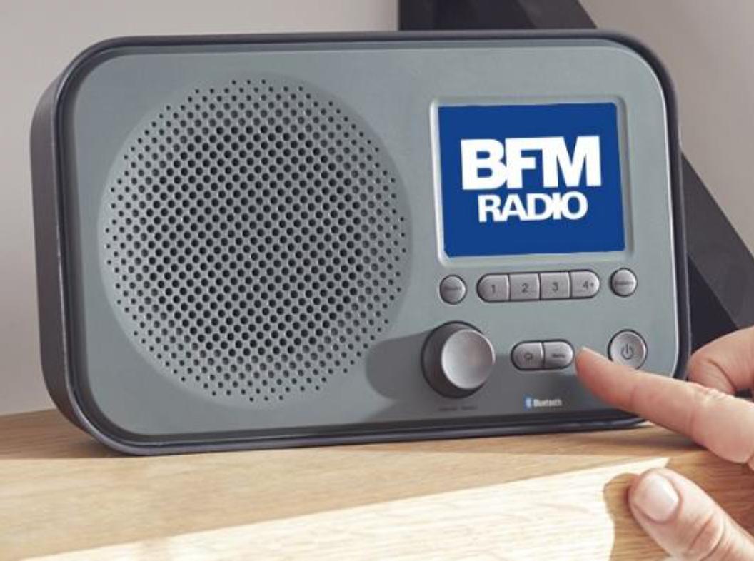 DAB+ : BFMTV se décline en radio avec BFM Radio