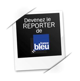 France Bleu cherche son reporter VIP