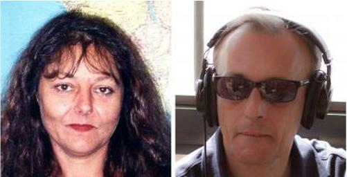 Ghislaine Dupont et Claude Verlon, envoyés spéciaux de RFI au Mali, ont été enlevés et assassinés à Kidal, ce samedi 2 novembre 2013 © RFI