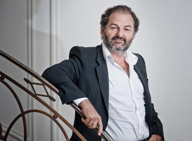 Denis Olivennes  Président du Directoire de Lagardère Active © William Beaucardet