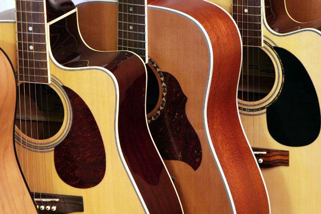 """Acoustic Guitar : la radio """"débranchée"""""""