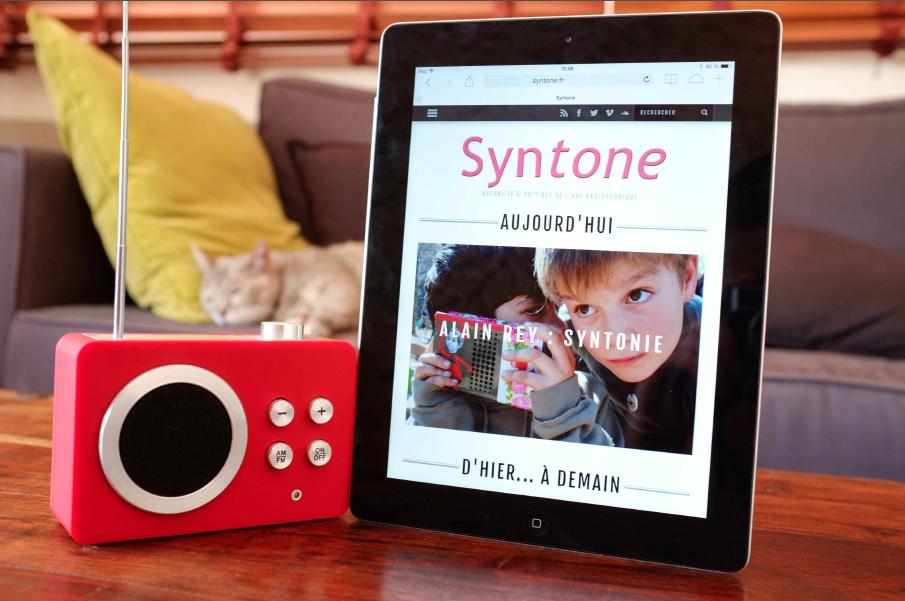 Syntone s'adresse tant aux auditeurs qu'à ceux qui font vivre l'art radiophonique © Stéphane Jourdan / Freq-out