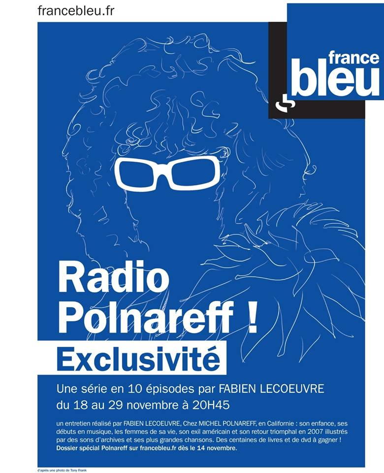 France Bleu devient Radio Polnareff