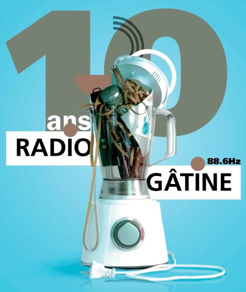 De Gâtine FM à Radio Gatine