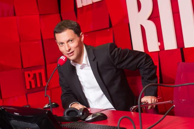 Le 18h/20h : 1 417 0000 auditeurs pour deux heures d'information et de réflexion © Abaca Press pour RTL