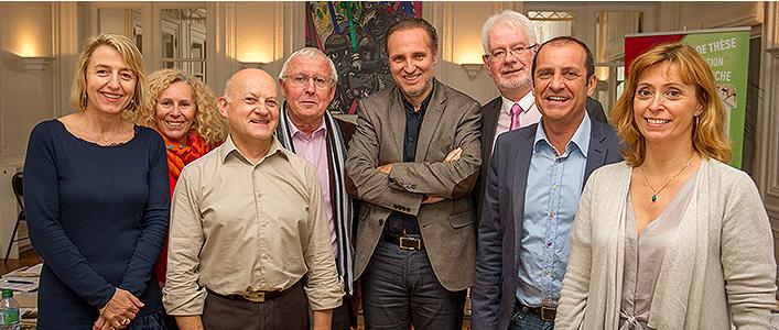Le jury qui a départagé les 73 reportages dans le cadre du Prix Journalistes de Radio