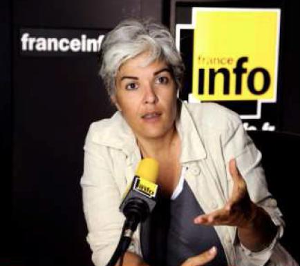 Fabienne Sintes en direct de Bamako, ce vendredi matin entre 8h et 10h