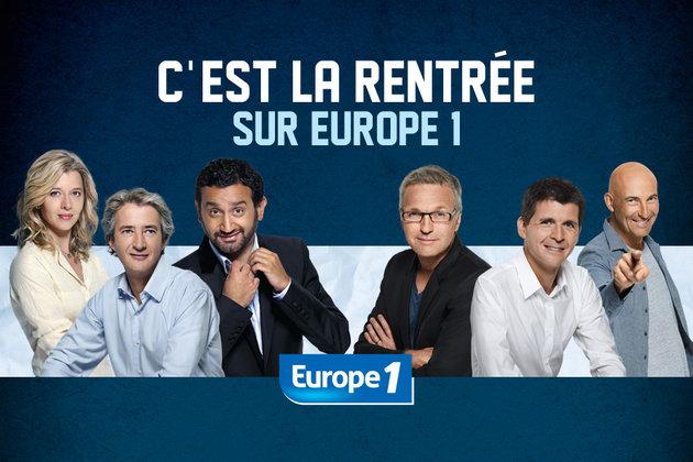 Europe 1 en progression