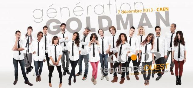 Tendance Ouest invite Génération Goldman