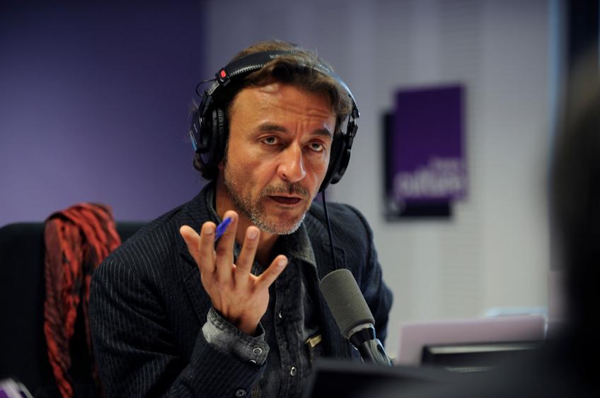 """Marc Voinchet : """"je suis fier de faire de la radio populaire © Christophe Abramovitz"""