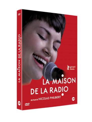 """Parution du DVD """"La Maison de la Radio"""""""
