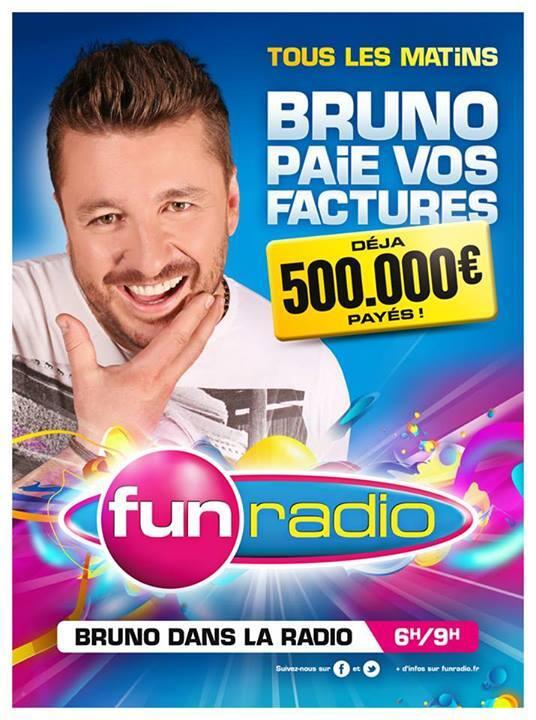 500 000 € remboursés par Fun Radio