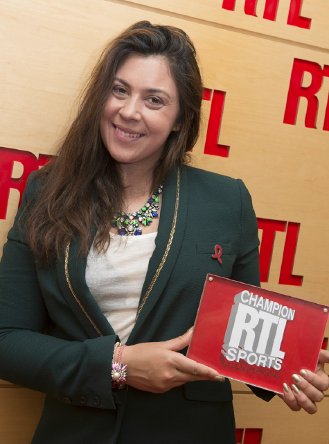 Marion Bartoli est la championne de RTL