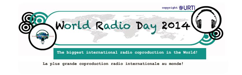 On célèbrera la radio le 13 février