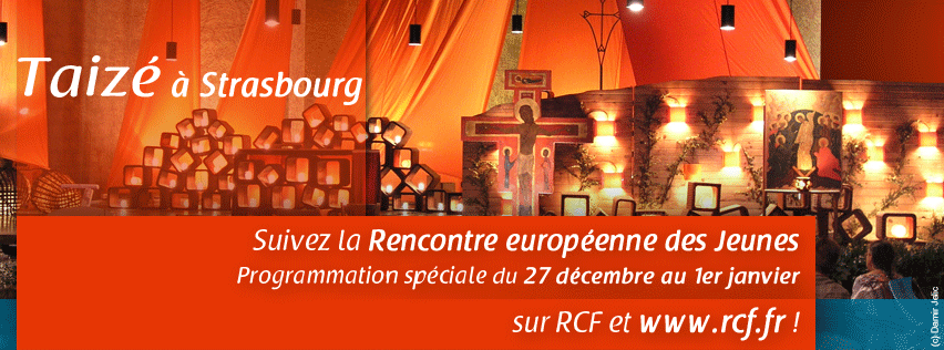 RCF en direct de Strasbourg