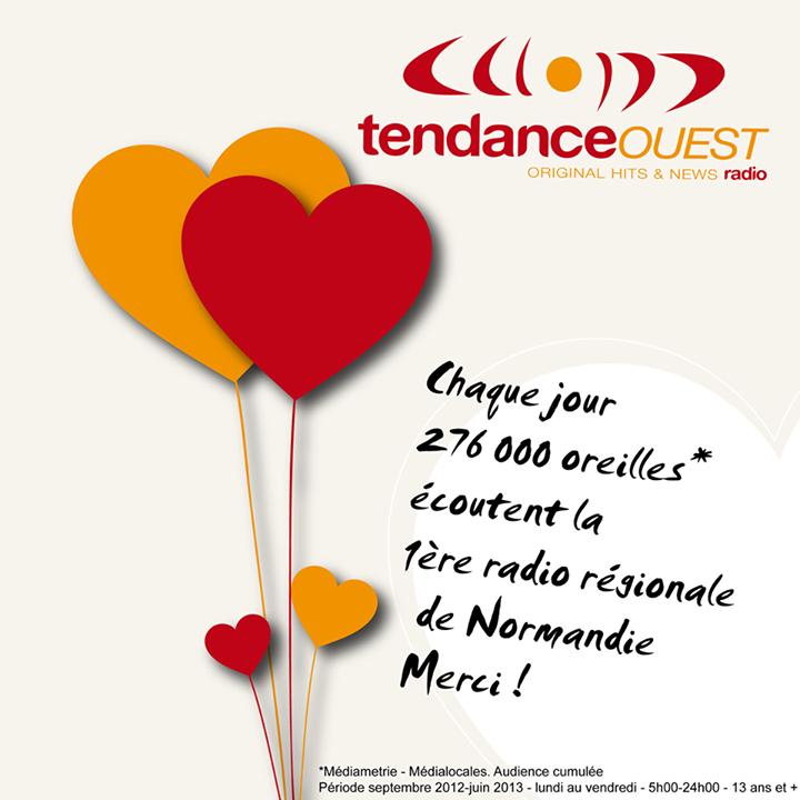Le site de Tendance Ouest piraté