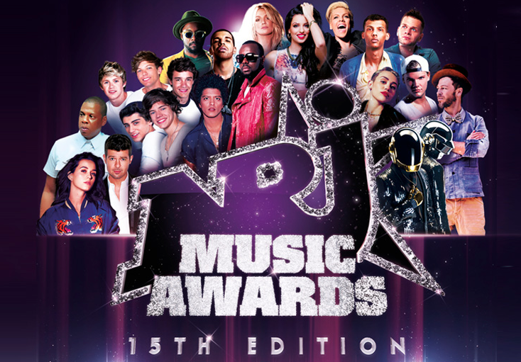 Le deuxième effet des NRJ Music Awards
