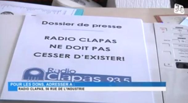 50 000 € de dettes pour Radio Clapas