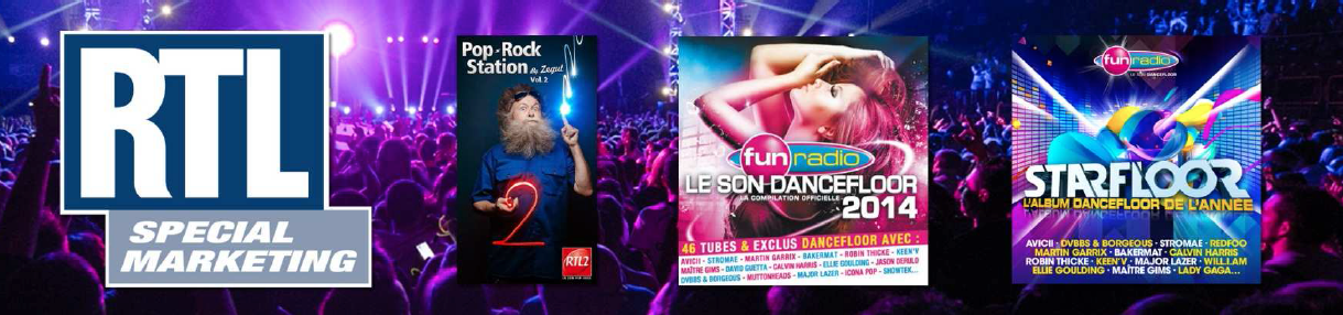 413 500 albums vendus par RTL Special Marketing