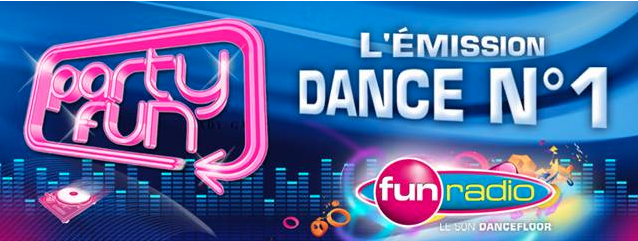 """L'émission dance N°1 c'est Party Fun"""