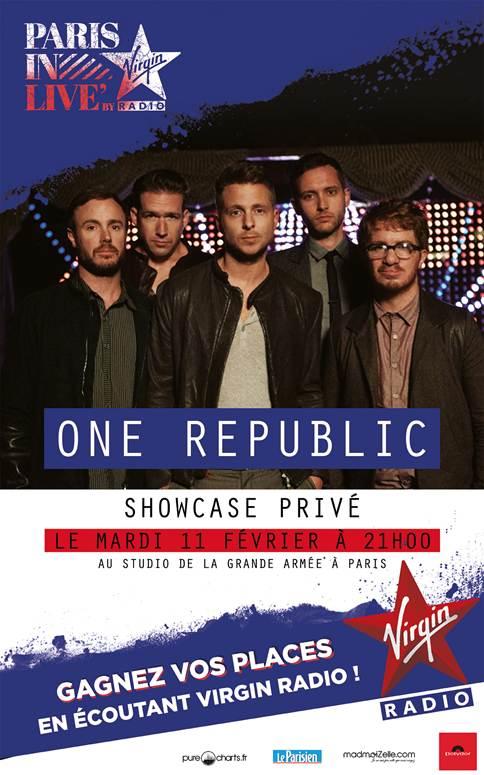 Paris In Live by Virgin Radio