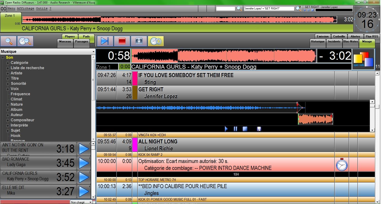 Open Radio au Salon de la Radio