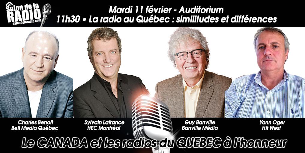 CNRV : un pont radiophonique entre la France et le Québec