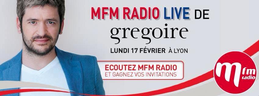 MFM Radio Live de Grégoire