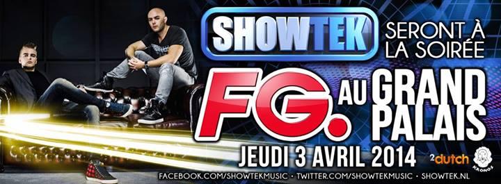FG au Grand Palais