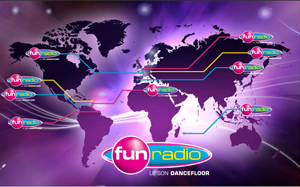 Fun Radio n°2 en Slovaquie