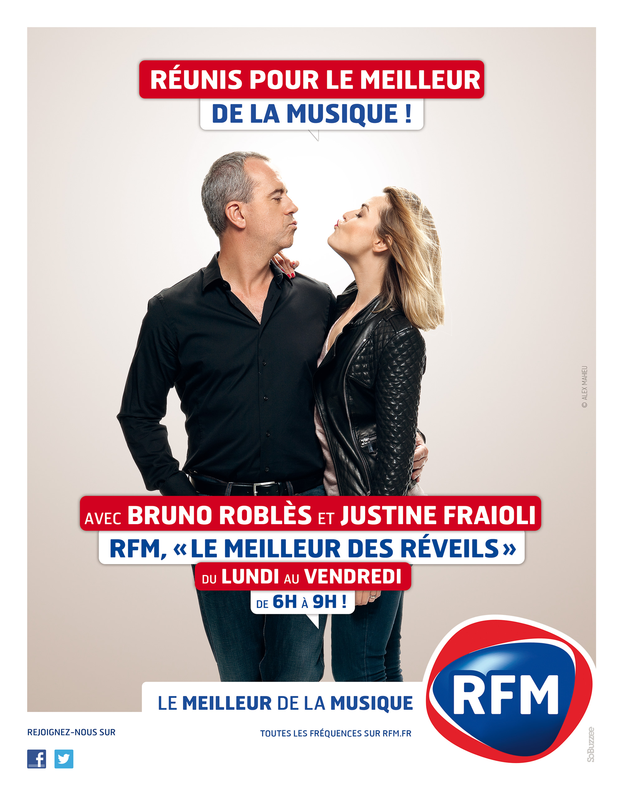 RFM en direct de Méribel