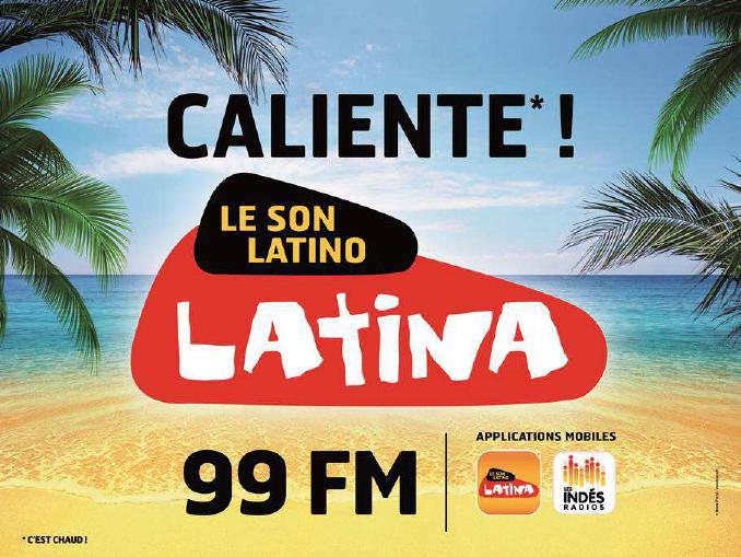 Latina lance son mois caliente