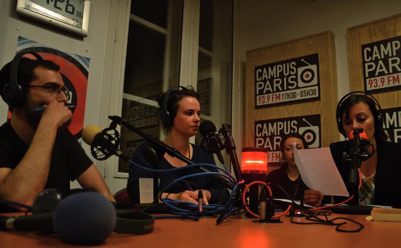 Radio Campus lance le festival Brouillage