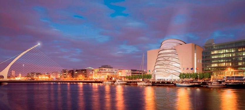 Les Radiodays Europe se déroulent en Irlande, du 23 au 25 mars, au CCD (Convention Centre Dublin) à Dublin