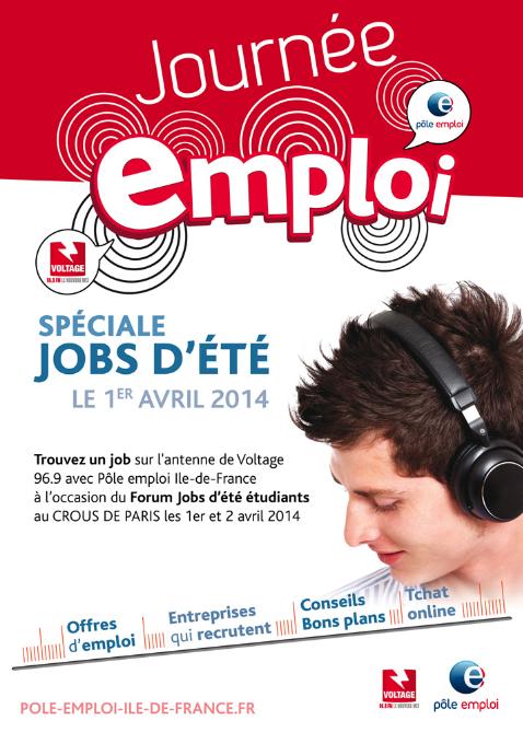 SOS jobs d'été sur Voltage