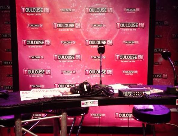 Toulouse FM à la Foire de Toulouse