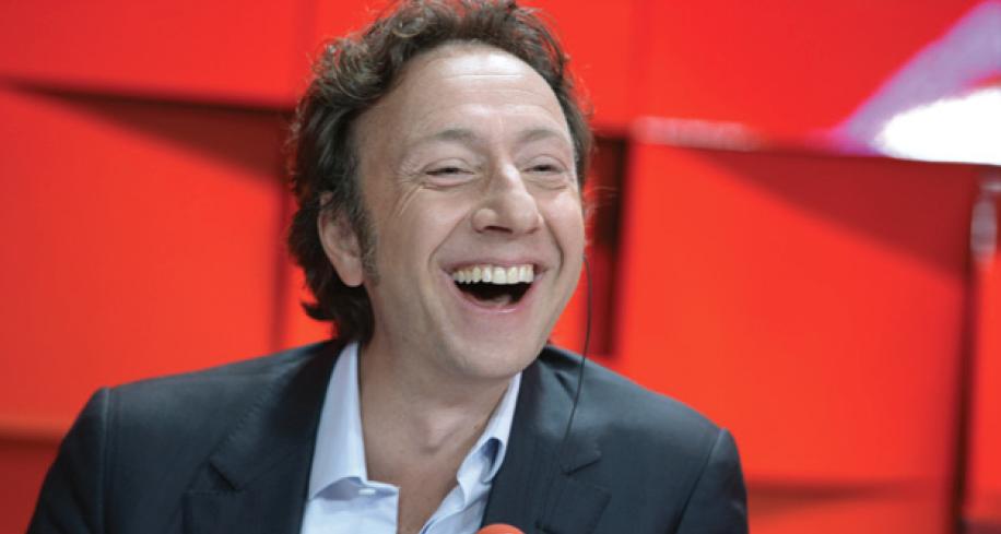 Stéphane Bern : l'un des trois matelots RTL durant cette croisère