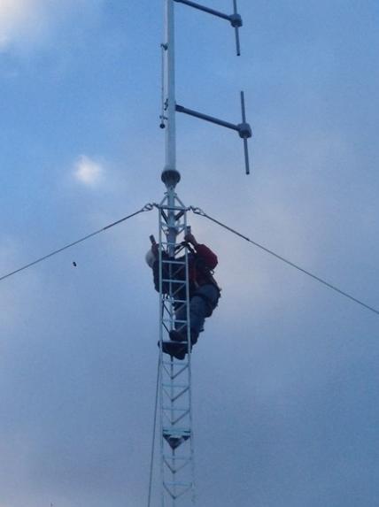 FMC Radio a déployé sa nouvelle antenne