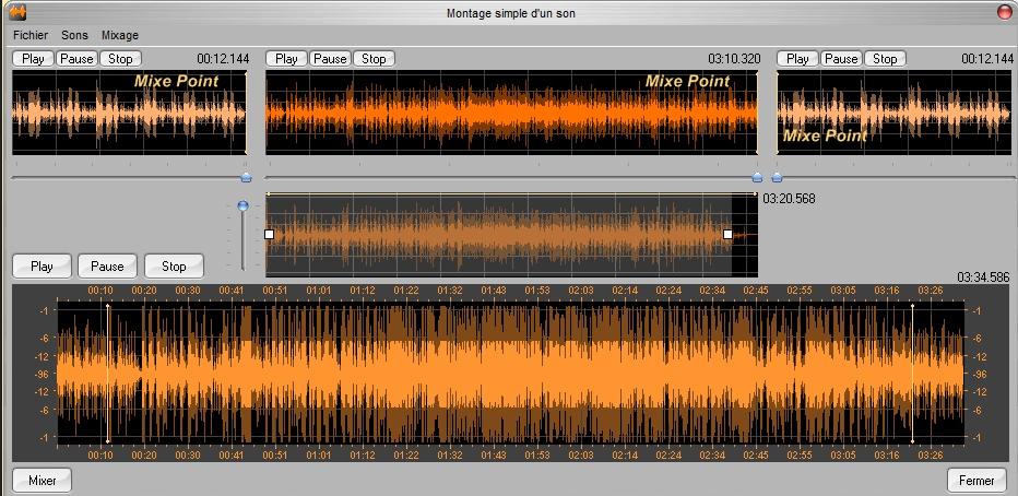 Le mixage automatique du son avant podcast