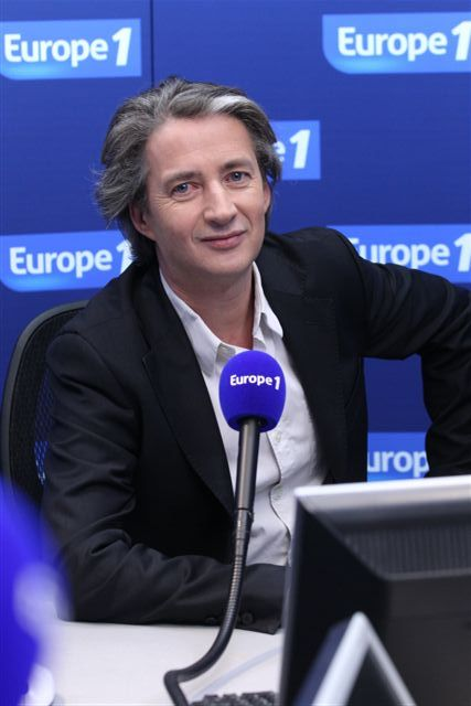 Nicolas Poincaré © Storybox - Europe 1