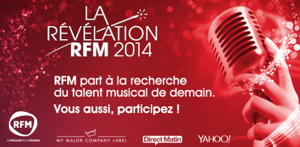 RFM cherche le talent musical de demain