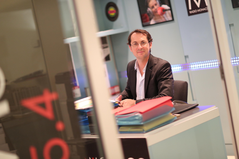 Christophe Laury, directeur général délégué de Radio Monaco. A Monaco, le multiplex MCR devrait, à terme, accueillir 24 stations ! © Frédéric Nebinger